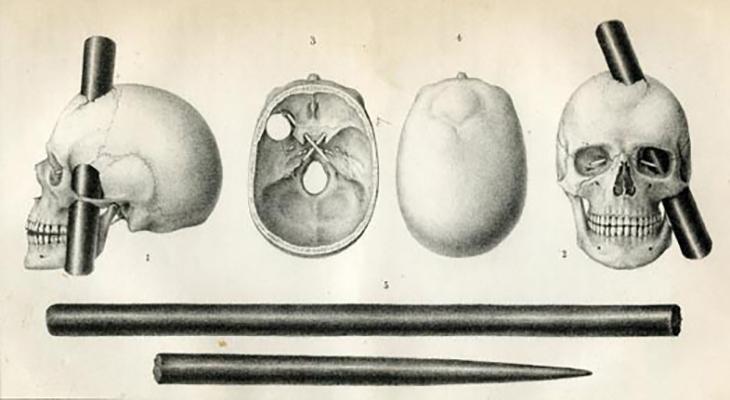 Gage engraving
