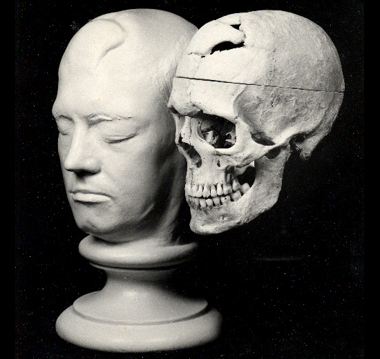 Gage death mask