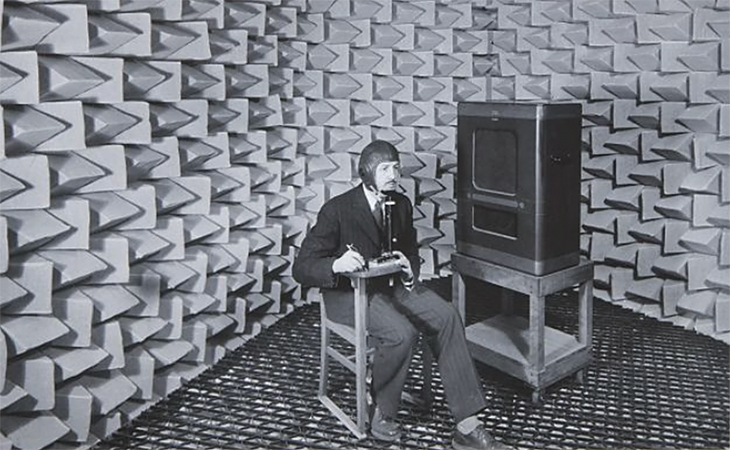 sound proof chamber