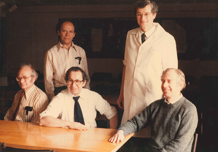 Early Neuro Faculty