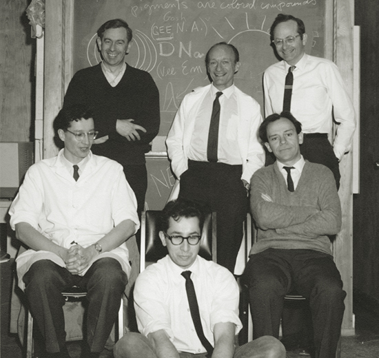 The First Neurobiology Department