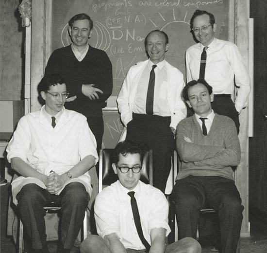 The First Neurobiology Department