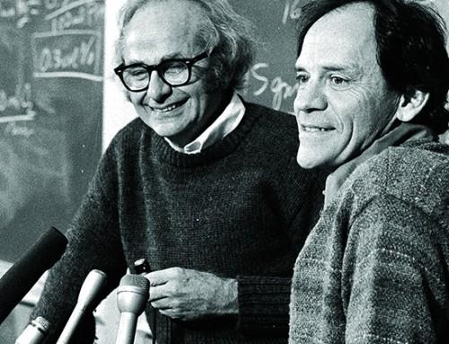 A Nobel Partnership: Hubel & Wiesel