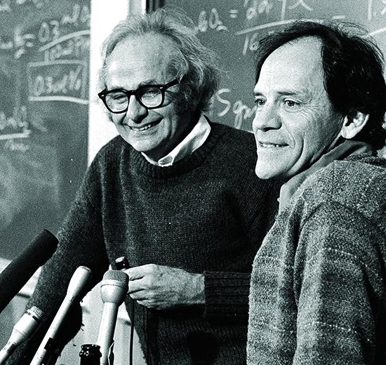 Torsten Wiesel And David Hubel